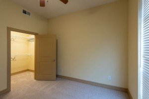 Two Bedroom Apartments in Houston, Texas - Apartment Bedroom & Closet